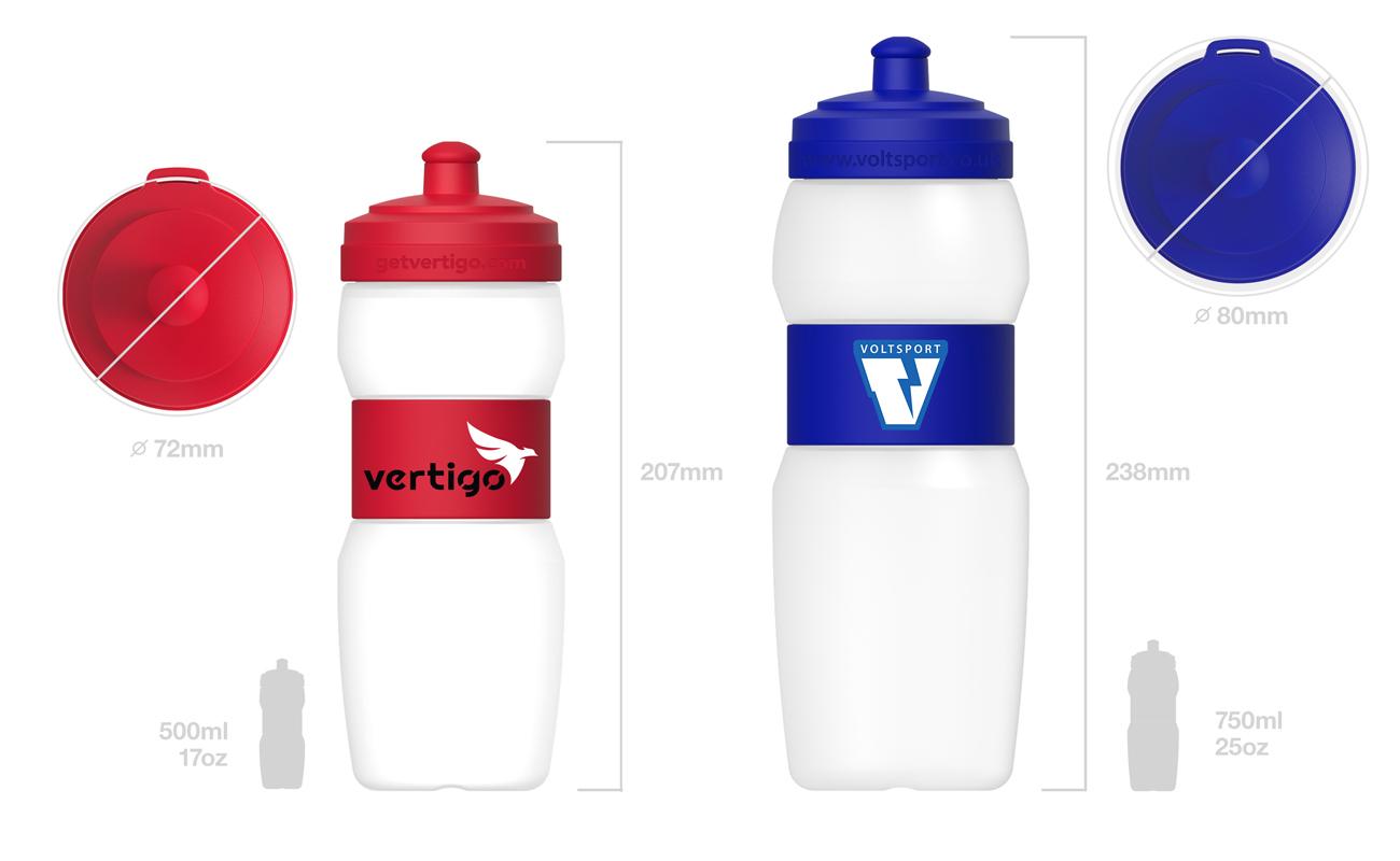 Fit - Branded Water Bottle